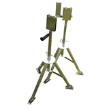 Super Heavy Duty Tripod Set With Bearing Support (Stainless Steel)