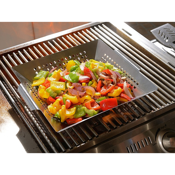 Man Law Grill Wok Stainless Steel Wok (MAN-V6)