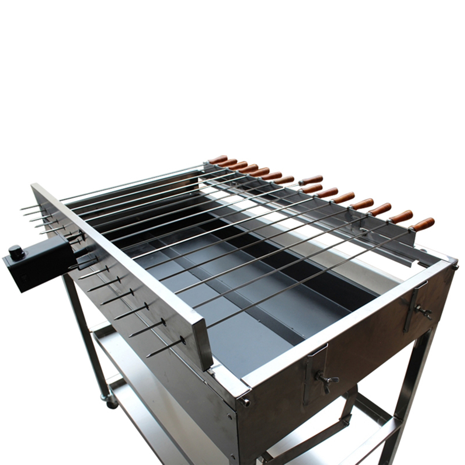 Stainless Steel Extra Large Heavy Duty Cyprus Grill Bbq