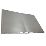 BeefEater  320mm x 480mm Stainless Steel Plate