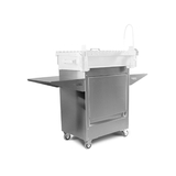 myGRILL Stainless Steel Cart for Small Chef SMART