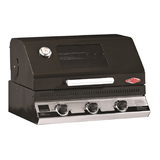 BeefEater 1100E 3-Burner Built In Barbeque - BD16232