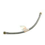 BeefEater 3/8 SAE 450mm Braided Stainless Steel Hose For Side Burner