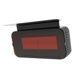 Gasmate Solaris Deluxe Ceramic Radiant Heater - Electric Wall Switch - RH200