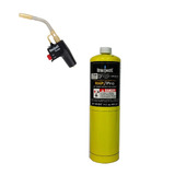 Bromic BernzOMatic Kit with Trigger Start - Swirl Flame Torch with Map-Pro Cylinder - TS4000TK