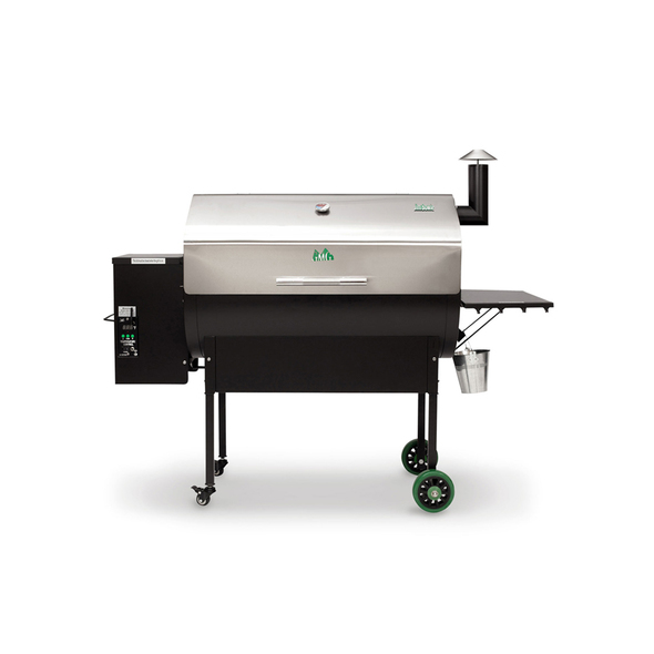 Green Mountain Grill - Jim Bowie WiFi Pellet Grill, Stainless Steel Hood, Smoker, Grill, Roast, American Style BBQ